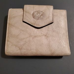 Buxton's Heiress Cardex wallet.